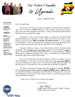 Gregg Schoof Prayer Letter: Pray for 10 New Radio Stations!