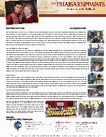 "Teerapat Phaisarnpiwat Prayer Letter: Slowly Getting Back to ""Normal"""