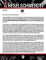 Brandon Heselschwerdt Prayer Letter: A Month of Christmas