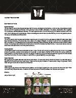 Jerry Wyatt III Prayer Letter:  Special Sundays