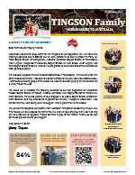 Garry Tingson Prayer Letter: A Great Finish to the Season!