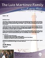Luis Martinez Prayer Letter: GOD HAS BEEN SO GOOD!