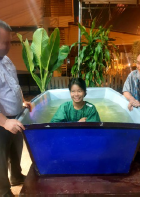 FBMI Missionary Shari House Prayer Letter Picture
