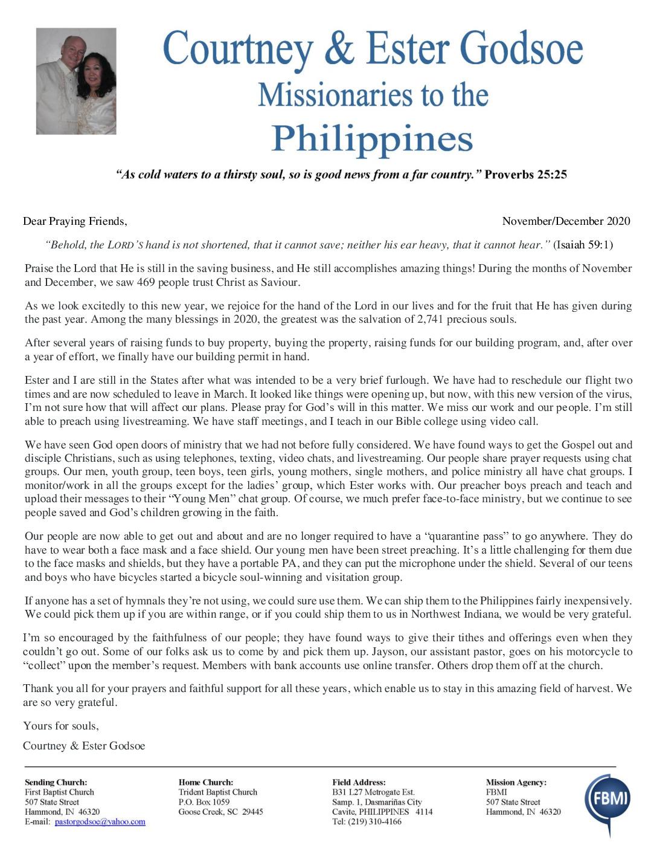 thumbnail of Courtney Godsoe Nov-Dec 2020 Prayer Letter – Revised