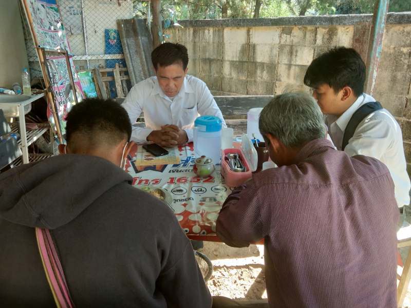 FBMI Missionary Eddie Arold Prayer Letter Picture