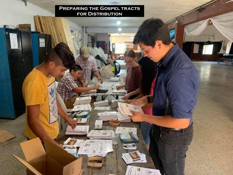 FBMI Missionary Brian George Prayer Letter