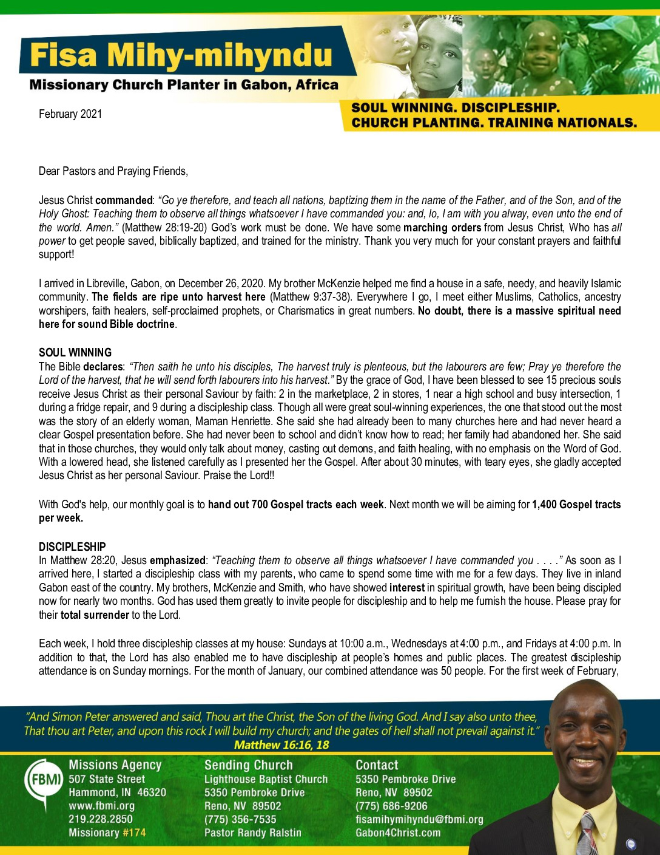 thumbnail of Fisa Mihy-mihyndu February 2021 Prayer Letter