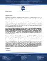 Jeremy Snipes Prayer Letter: God Is Still Working!