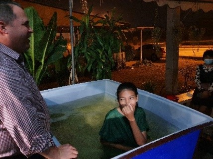 FBMI Missionary Tim Shook Prayer Letter
