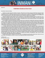 thumbnail of Chad Inman March 2021 Prayer LetterChad Inman Prayer Letter: Fruitful Month of Salvations and Church Growth