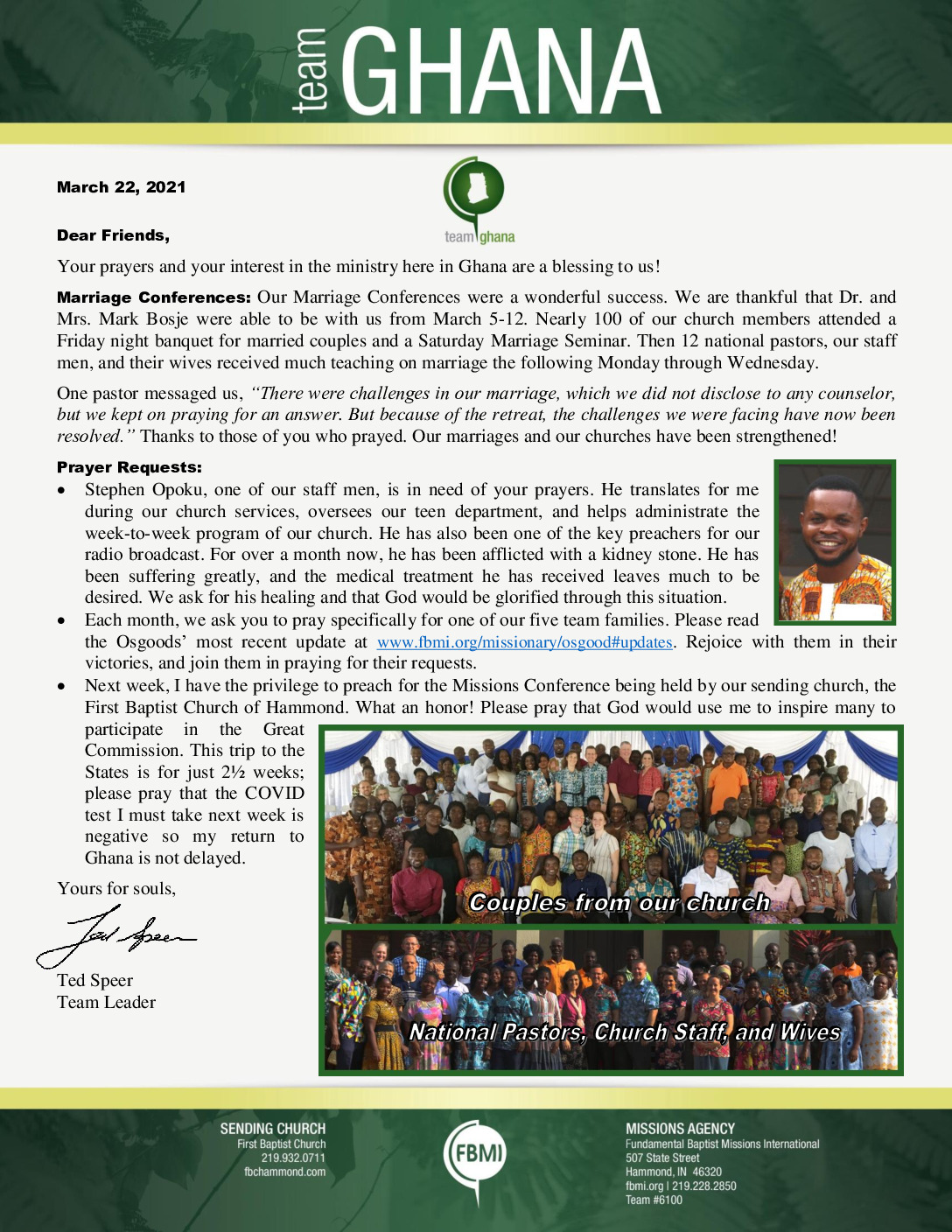 thumbnail of Team Ghana March 2021 Update – Revised