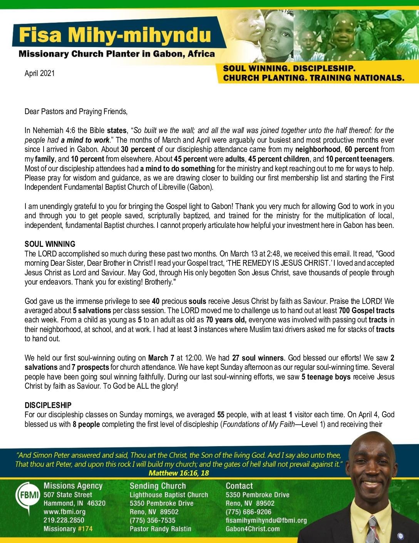 thumbnail of Fisa Mihy-mihyndu April 2021 Prayer Letter