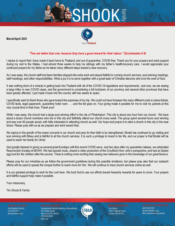 thumbnail of Tim Shook Mar-Apr 2021 Prayer Letter