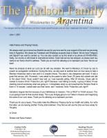 thumbnail of Simeon Hudson June 2021 Prayer Letter