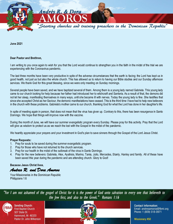 thumbnail of Andres Amoros June 2021 ENGLISH Prayer Letter