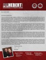 Brian and Liz Hebert Prayer Letter: Summer Challenges