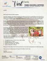 Charlie and Kay Vest Prayer Letter: Urgent Needs in Burma