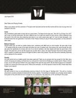 Jerry III and Rachel Wyatt Prayer Letter: A Busy Season!