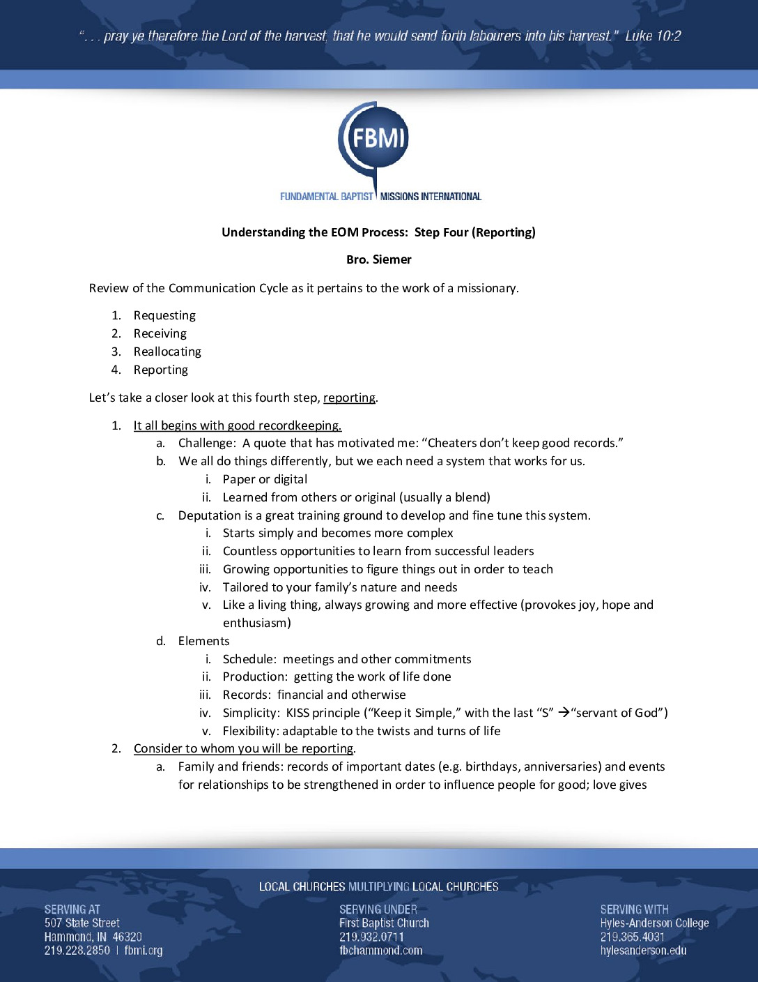 thumbnail of Understanding the EOM Process #4