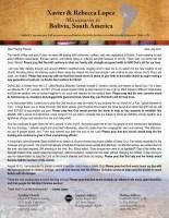 thumbnail of Xavier Lopez Jun-Jul 2021 Prayer Letter – Revised