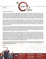 thumbnail of Brendan Morgan August 2021 Prayer Letter