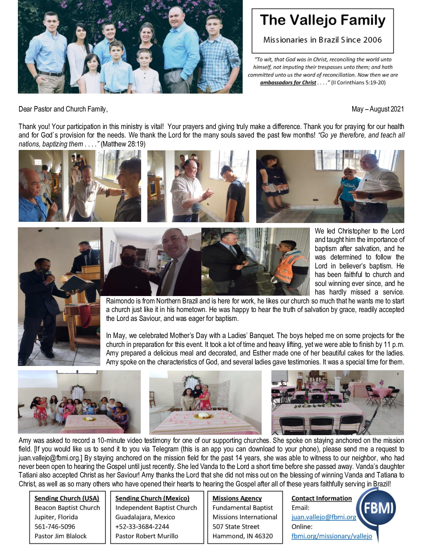 thumbnail of Juan Vallejo May-Aug 2021 Prayer Letter