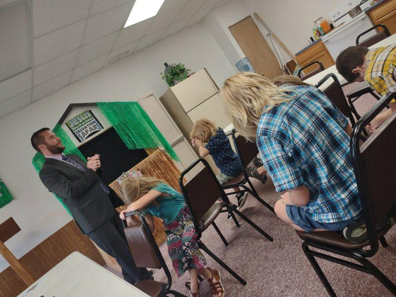 FBMI Missionary Larae Hoff Prayer Letter Picture