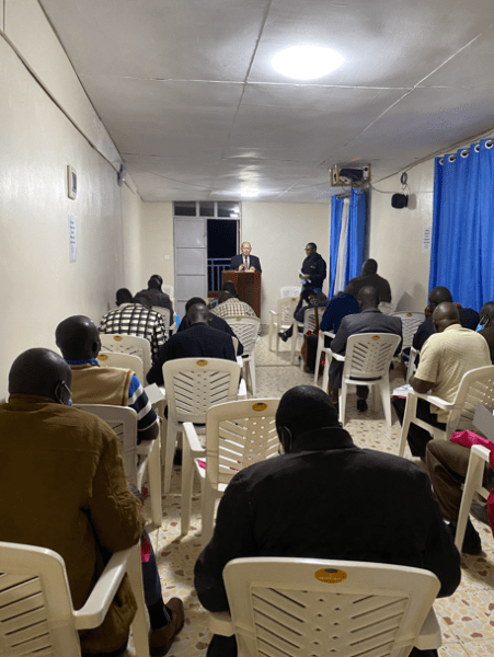 FBMI Missionary Peter Morris Prayer Letter Picture
