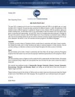 Eddie and Misty Wilson Prayer Letter: Mid-Year Update 2021