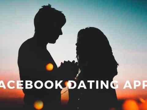 Facebook Dating App Online