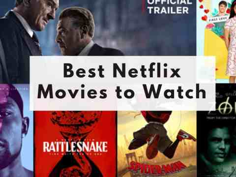 Netflix Movies to Watch