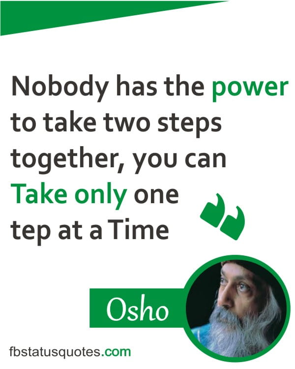 Beautiful Osho Quotes In Hindi english