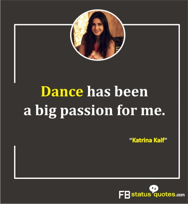 Bollywood Famous Dance Quotes