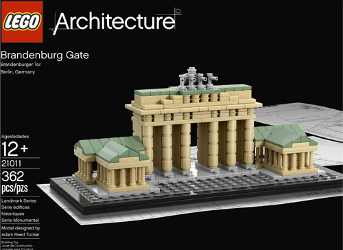 21011 Brandenburg Gate