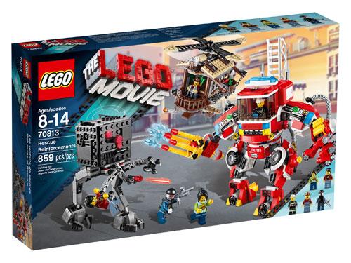 70813 Rescue Reinforcements
