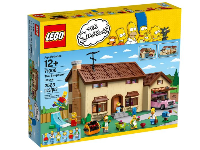 71006 The Simpsons
