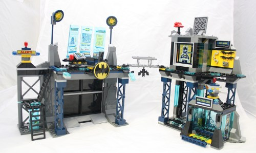 Batcave - Playset Features