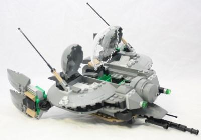 Black Zero Dropship - Opened