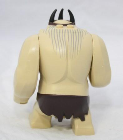 Goblin King - Back