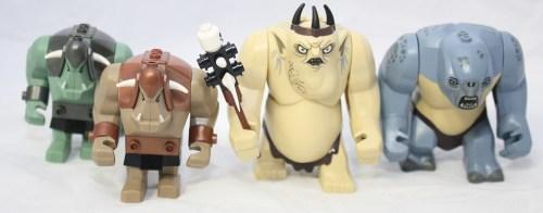 Goblin King - Size Comparisons