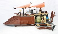 Review: 75020 Jabba's Sail Barge - FBTB
