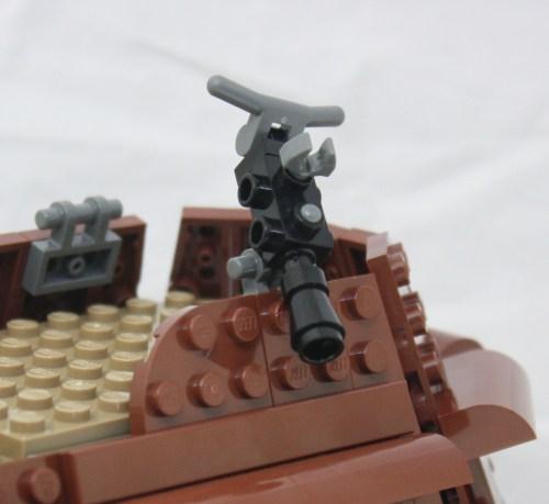 Sail Barge - Some Extra Gun
