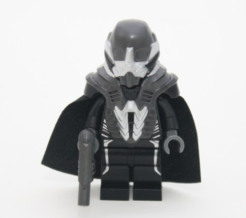 Zod in Armor
