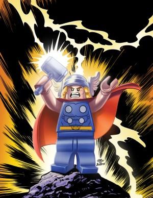 Avengers #21 - LEGO Variant
