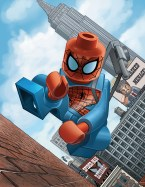 Daredevil #31 - LEGO Spider-man Variant