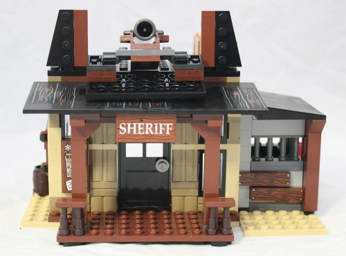 Jail - Playset Open Cannon