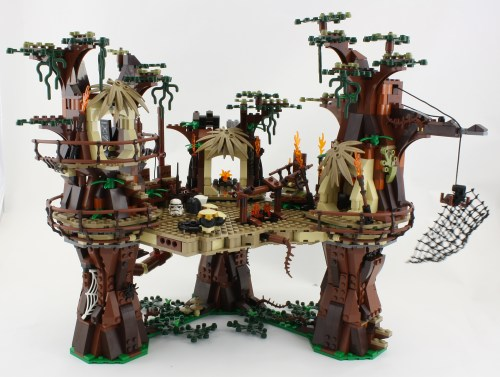 Main Trees - No Minifigs