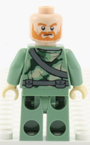 Rebel Commando (Beard) - Alt Face