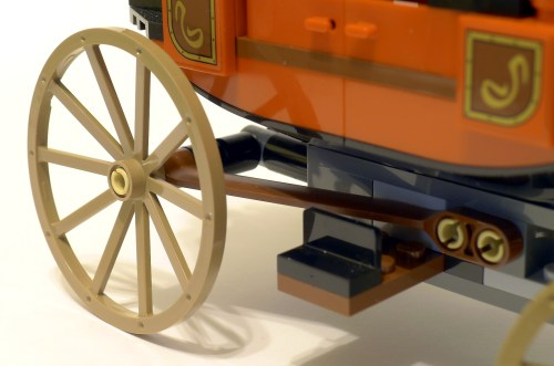 79108 Stagecoach Step and Suspension