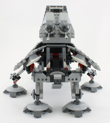AT-TE - Back, Inside